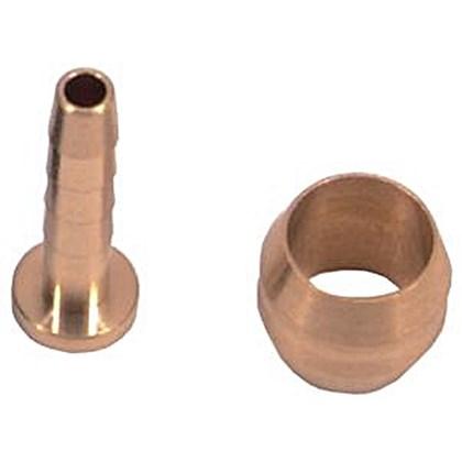 Pino + anilha para mangueira hidráulica Shimano BH90