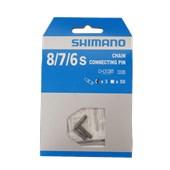 Pino para Corrente Shimano 6 7 e 8 Velocidades 3pçs