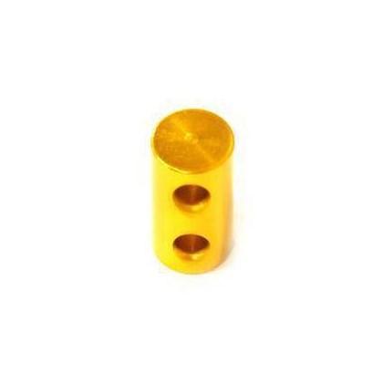 Pino Para Raio Crank Brothers 5.95mm 2 Furos Dourado