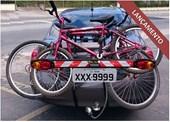 Placa com Luzes para Transbike Peixinho Bike