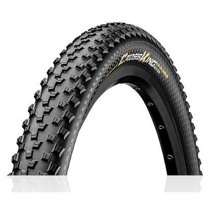 "Pneu Bike Continental Cross King Protection 27,5"" x 2.6 MTB"