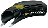 Pneu Bike Continental Grand Prix Attack 700 X 22c Dobravel Ciclismo