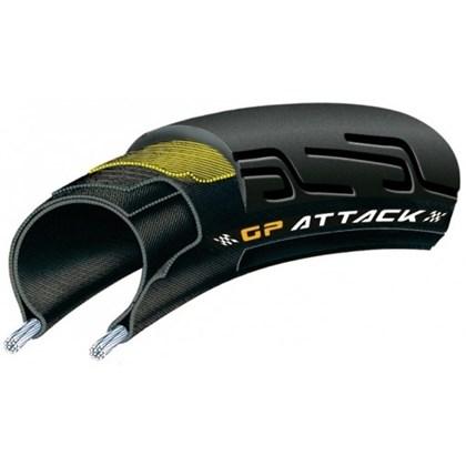 Pneu Bike Continental Grand Prix Attack 700 X 22c Dobravel Ciclismo