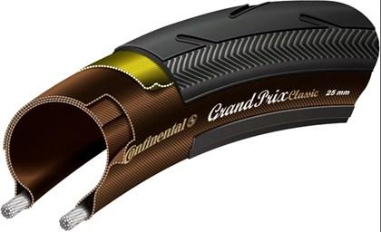 Pneu Bike Continental Grand Prix Classic 700 X 25 Dobrável Ciclismo