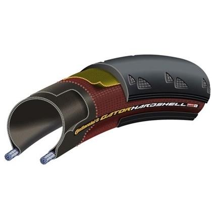 Pneu Bike Continental Grand Prix Gator Hardshell 700 X 25 Duraskin Dobrável Ciclismo