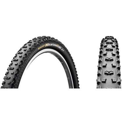 "Pneu Bike Continental Mountain King II Protection 27.5"" X 2.2 MTB"