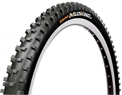"Pneu Bike Continental Mud-king Protection 26"" X 1.8 MTB"