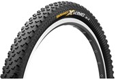 "Pneu Bike Continental X-king Performance 26"" X 2.4 MTB"