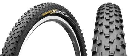 """Pneu Bike Continental X-king Performance 29"""" X 2.4 MTB"""
