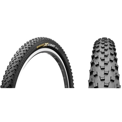 "Pneu Bike Continental X-king Protection 29"" X 2.4 MTB"