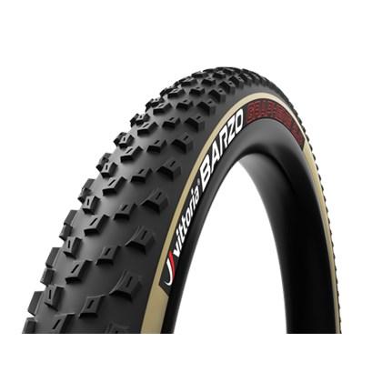 Pneu Bike Vittoria Barzo XC-Race 29 X 2.25 Graphene 2.0 Faixa Bege