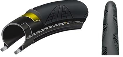 Pneu Continental Grand Prix 4000s II - 650x23c