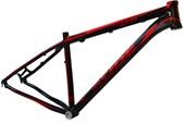 """Quadro de Bike MTB Alumínio Kode WCT TOP aro 29""""  Preto/Vermelho"""