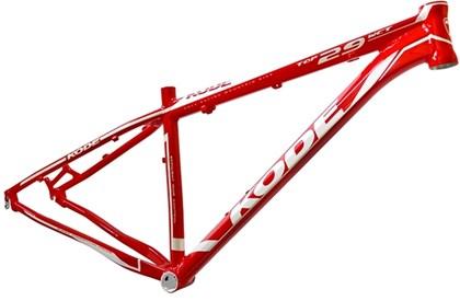 """Quadro de Bike MTB Alumínio Kode WCT TOP aro 29""""  Vermelho"""