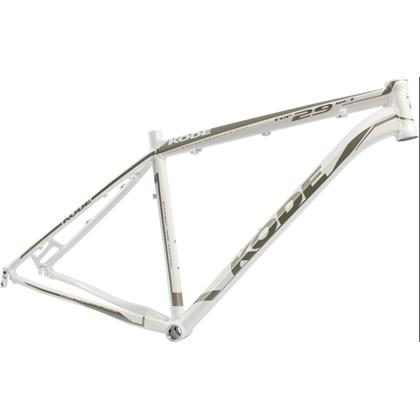 "Quadro para Bike Kode WCT TOP Branco aro 29"""