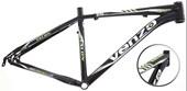 """Quadro para Bike Venzo Talon Preto/Verde aro 29"""""""