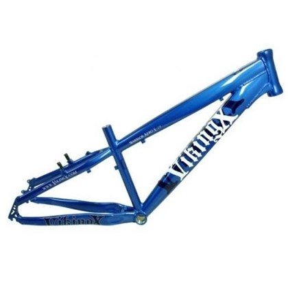 Quadro para Bike Viking X Warrior Aero X29 Azul aro 26""