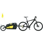 Reboque Traseiro para Bike Topeak Journey Com Bolsa Drybag TTR01