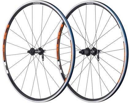 Roda Bike Ciclismo Shimano WH-R500 Preta