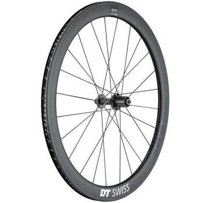 Roda Bike DT Swiss ARC 1400 Dicut 700c Traseira Carbon Altura da Borda 62mm