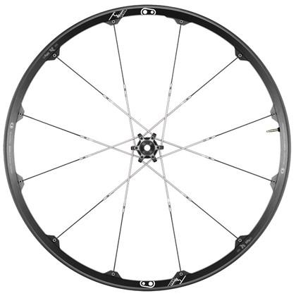 """Roda Bike MTB Crank Brothers Iodine 3 Aro 27.5"""" Preta e Prata"""