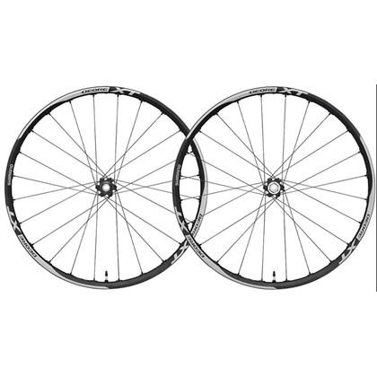 """Roda Bike MTB Shimano Deore XT WH-M785 Aro 29"""" Preta"""