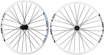 "Roda Bike MTB Shimano WH-MT15 Aro 29"" Branca"