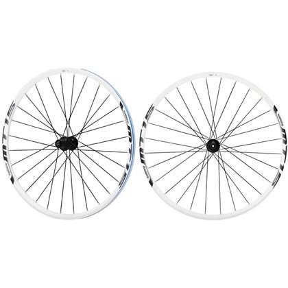 Roda Bike MTB Shimano WH-MT15 Aro 29 Branca