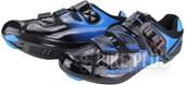 Sapatilha Ciclismo Absolute Wild Preta e Azul