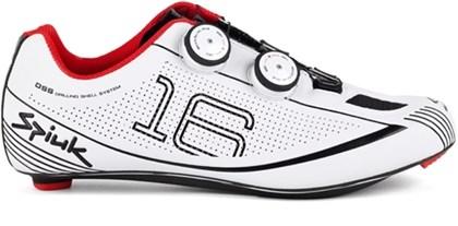 Sapatilha Ciclismo Spiuk 16rc Carbono Branca