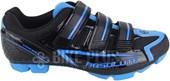 Sapatilha MTB Absolute Nero Preta e Azul