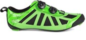 Sapatilha Triathlon Spiuk Pragma Carbono Preta Verde