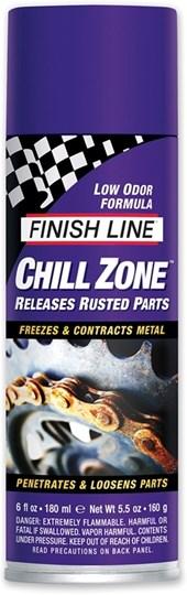 Spray Finish Line Chill Zone