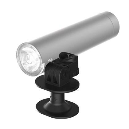 Suporte Knog PWR para Prender Luz ou GoPro no Capacete