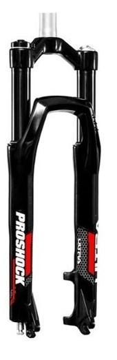 "Suspensão para Bike aro 26"" Proshock Ultra XC 32 100mm Preta"