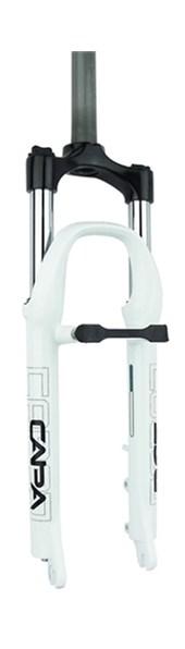 Suspensão para bike RST Capa T A Set 80mm - Branca