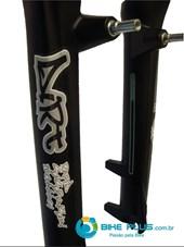 Suspensão para Bike RST Dirt 130mm - Preto