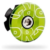 Tampa em alumínio Shimano PRO GAP CAP - Verde