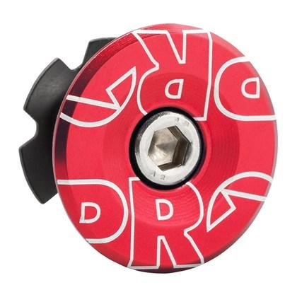 Tampa em Alumínio Shimano PRO GAP CAP Vermelha