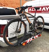 Transbike para Engate 1 Bicicleta Altmayer com Canaleta e Sinalizador