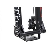 Transbike para Pick-Up Altmayer Mini Rack para Eixo 9mm
