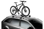 Transbike Thule para Teto do Carro ProRide Prata 598