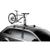 Transbike Thule para Teto do Carro ThruRide 565