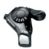 Trocador de Marcha Shimano Tourney SL-TX30 Direito 6v